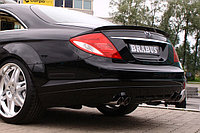 Спойлер Brabus на Mercedes Benz CL216 , фото 1