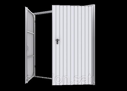 Ворота распашные (изготовление)