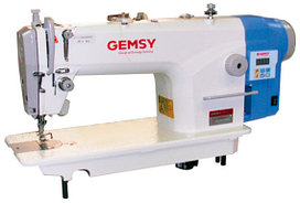 Одноигольная прямострочная швейная машина Gemsy GEM 8801 E