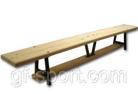 Скамья гимнастическая (деревянная)