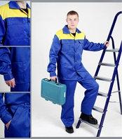 Костюм рабочий техник Куртка+ полу комбинезон