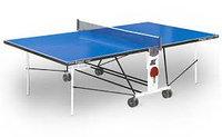 Стол теннисный всепогодный Start Line Compact Outdoor 2 LX с сеткой, фото 1