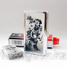 Портсигары Zippo №18 - Букет цветов