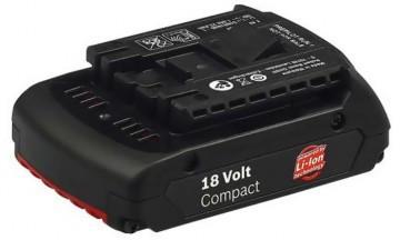 Аккумулятор 18V 1,3A*H Li-Ion 2607336170