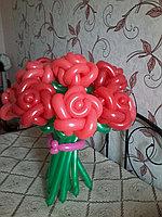 Роза из шаров в Павлодаре, фото 1