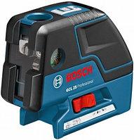 Комби-лазер (линейный + точечный) Bosch GCL 25