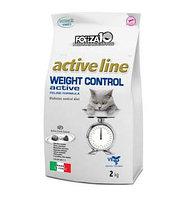 Сухой корм для кошек при нарушениях обмена веществ Forza10 Weight Control Active