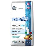 Сухой корм для кошек из рыбы Forza10 Regular Diet Pesce при аллергиях