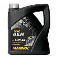 Моторное масло MANNOL O.E.M. for Chevrolet Opel 10W40 SL/CF 4L