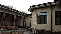 Фасадный материал - жидкий травертин в г. Жанаозен