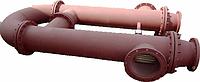 Теплообменник кожухотрубный водо-водяной