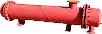 Теплообменник кожухотрубный пароводяной