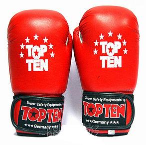 Боксерские перчатки Top Ten, фото 2