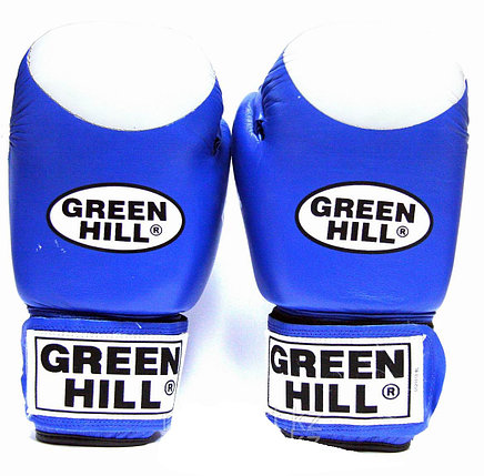 Перчатки боксерские Green Hill, фото 2