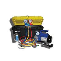Портативное устройство для вакуумирования и заправки систем кондиционирования SMC-042