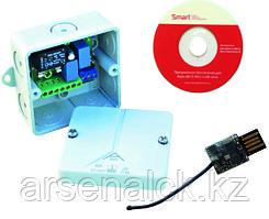 Радиоуправление одноканальное Radio 8615 IP65 с USB-stick для создания систем контроля доступа