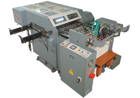Repetto 65 - автоматический высекальный пресс