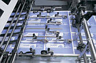 Repetto 65 - автоматический высекальный пресс, фото 9