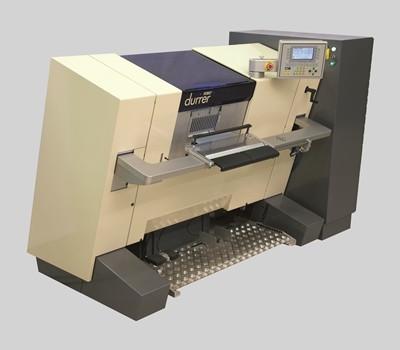 REMAT - полуавтоматическая машина для индексной вырубки