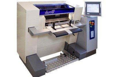 Полуавтоматическая машина для индексной вырубки KLEBIB