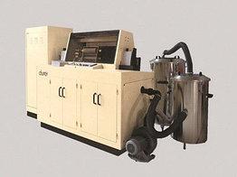 Автоматическая машина для индексной вырубки DULA 6