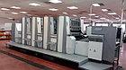 Sakurai Oliver 475SD б/у 2004г - четырехкрасочное печатное оборудование, фото 7