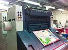 Man Roland 204 EOB б/у 2004г - 4-красочная печатная техника, фото 2