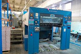 KBA-Planeta Rapida 105-4 б/у 2000г - 4-красочный печатный станок