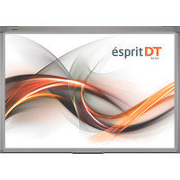 """Интерактивная доска 2x3 ésprit DUAL TOUCH 174,5cm*123,3cm (80""""), фото 1"""