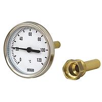 Термометр А4601 G1/2B NG 80 мм, WIKA
