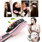 Расческа выпрямитель Fast Hair Straightener, фото 5