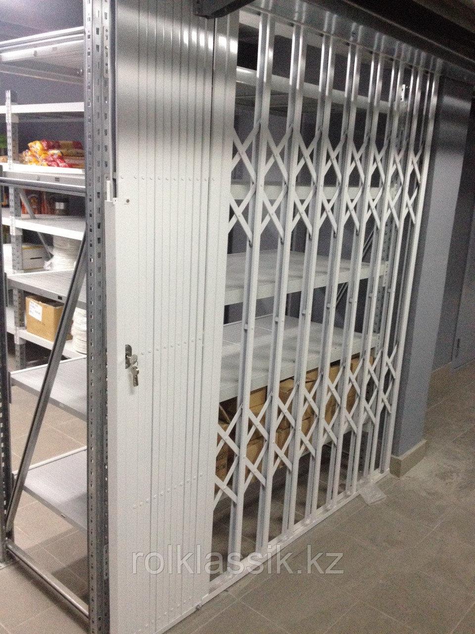 Ограждения для склада, складское оборудование