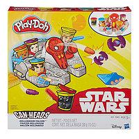 """Play-Doh  Игровой набор пластилина """"Тысячелетний Сокол"""", фото 1"""