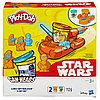 Play-Doh Игровой набор пластилина Герои Звездные войны