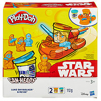 Play-Doh Игровой набор пластилина Герои Звездные войны , фото 1