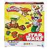 Play-Doh  Транспортные средства героев Звездных войн