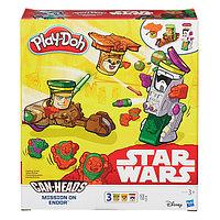 Play-Doh  Транспортные средства героев Звездных войн, фото 1