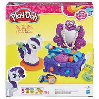 """PLAY-DOH  Игровой набор """"Туалетный столик Рарити"""", фото 1"""