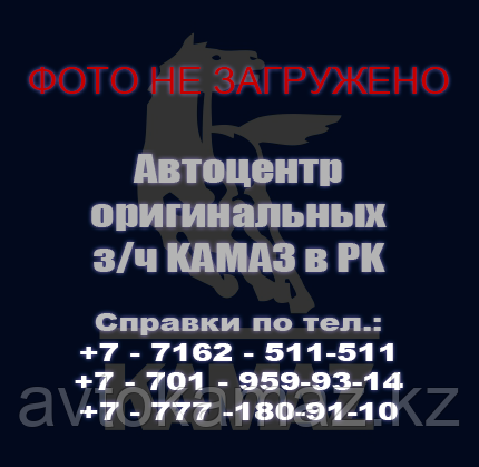 На КамАЗ 8000-3514008 - кран тормозной