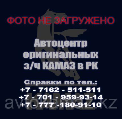 На КамАЗ 431-3124110 - кран запора воздуха