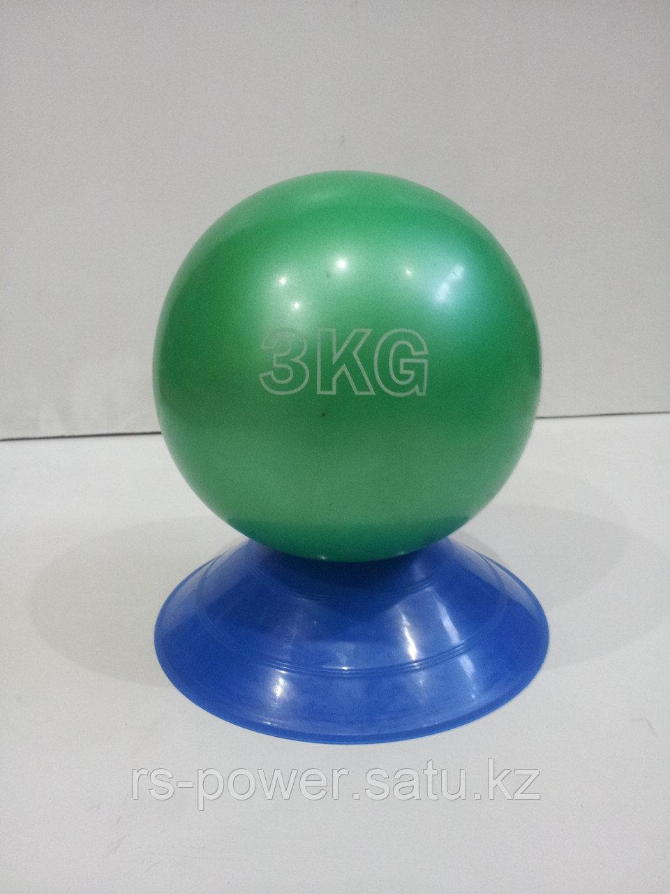 Медбол 3 кг.