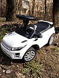 Толокар машинка Range Rover, фото 4