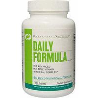 Витаминно-минеральный комплекс Daily Formula, 100 tab.