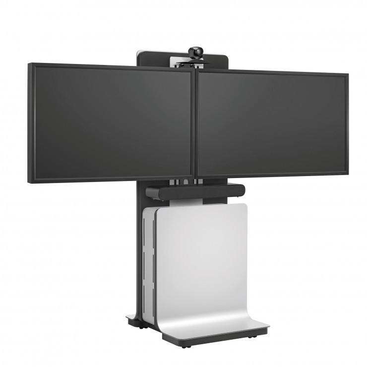 Мобильная стойка Vogels PFF 5100 (мебель для видеоконференций)