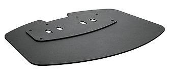 Vogels PFF 7030 Напольная пластина XL, цвет черный