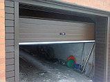 Гаражные ворота  Doorhan 3000х3000 филенка, фото 2