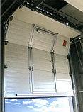 Гаражные ворота  Doorhan 3000х3000 филенка, фото 4