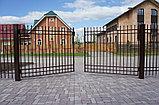 Автоматические сдвижные  откатные ворота, фото 7