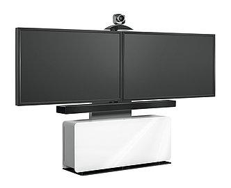 Мобильная стойка Vogels PVF 4112 (мебель для видеоконференций)