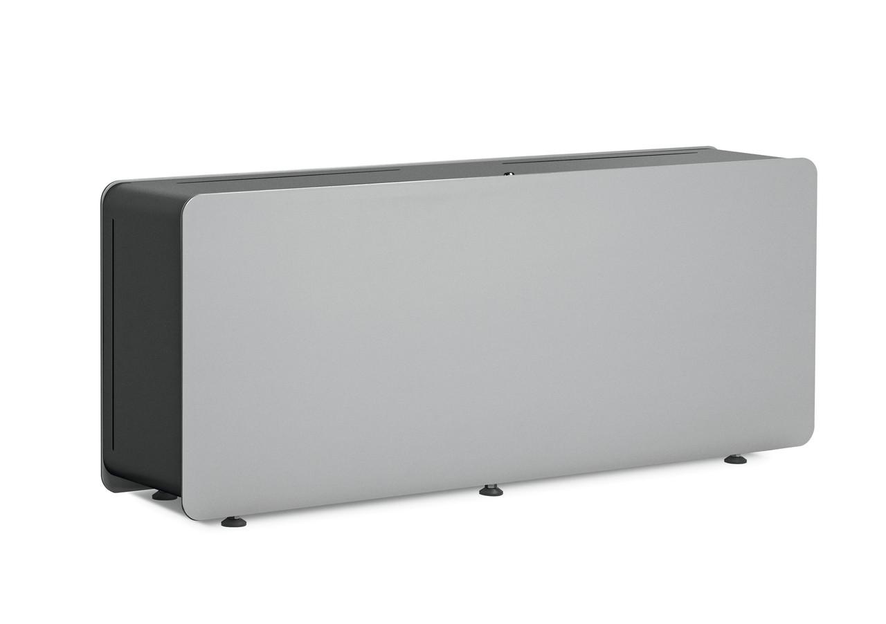 Тумба Vogels PVW 4012 к мобильным стойкам цвет - серебро